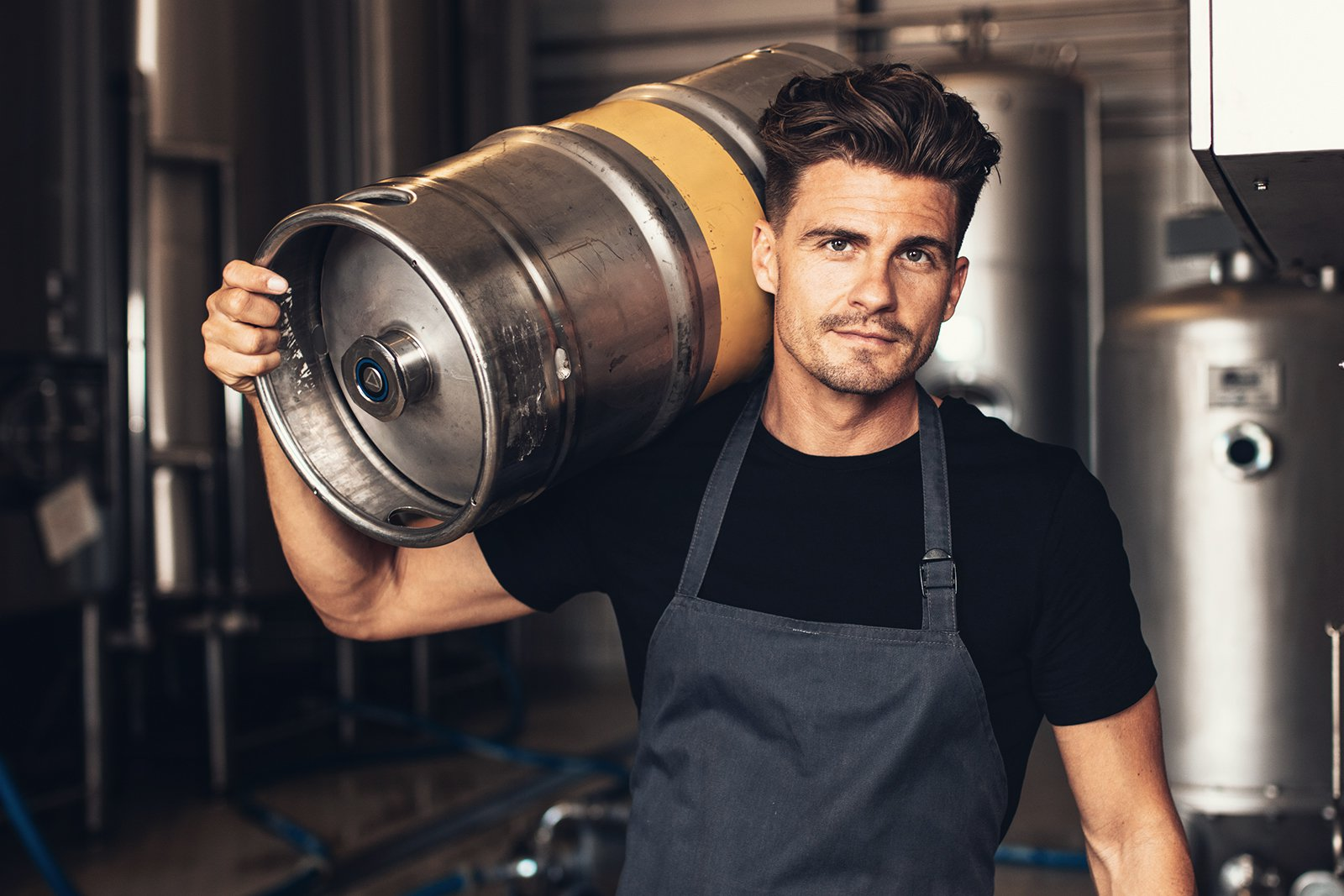 Experts predict the growing popularity of beer